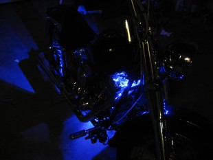Motorcycle lighting