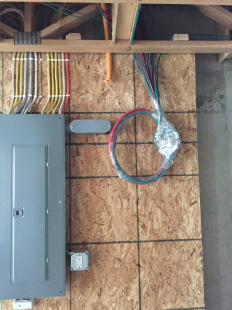 Pre-Wire New Construction